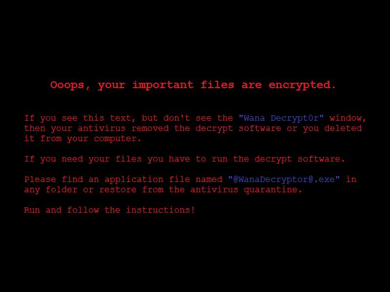 Desencriptamos sus archivos cifrados por ransomware